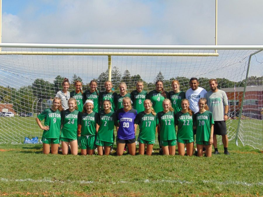 Girls Soccer ready for the playoffs