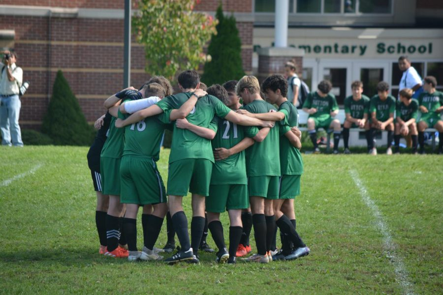 Boys Soccer ready for the Central Mass tournament