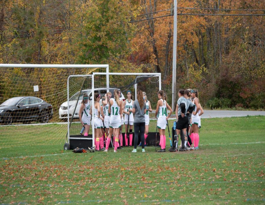 Field Hockey charges into the playoffs